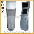 Netoptouch Smart touch scanner kiosk