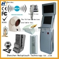 Touch dual manufacture touch kiosk