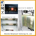 Netoptouch hot sale information e kiosk for government  6