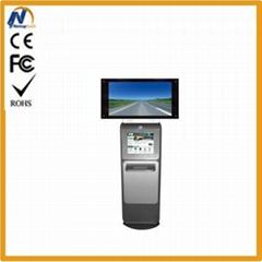 Netoptouch custom dust proof document printing kiosk design