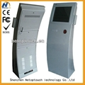 Customized kiosk built in multi devices