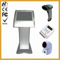 NT9000 touch screen kiosk