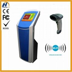 NT9001 touch screen kios