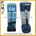 19'' touch screen multimedia Kiosk