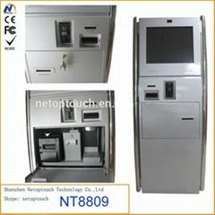 NT8809 touch kiosk termi
