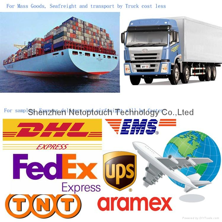 shipping terms