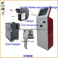 Internet payment kiosk