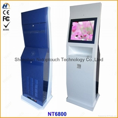 Netoptouch kiosk with touch screen (Hot Product - 1*)