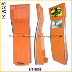 Wifi kiosk with touch sc (Hot Product - 1*)