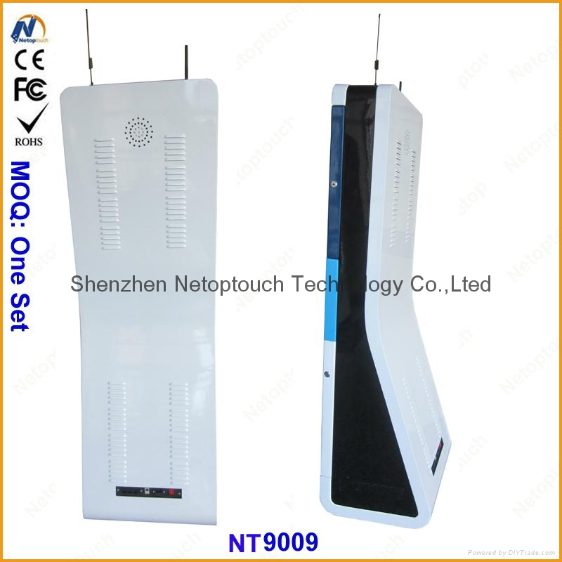 touch screen self pay kiosk 4