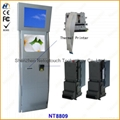 Wifi kiosk with touch screen 7