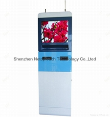 Payment kiosk machine with WIFI&3G,Printer kiosk