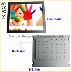 touch screen monitor for