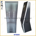 Netoptouch service advertising kiosk equipment