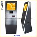 Netoptouch service advertising kiosk