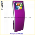 Netoptouch indoor kiosk for use