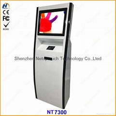 Airport Kiosks with Touch Screen