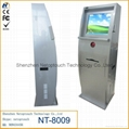 touch screen electronic kiosk machine