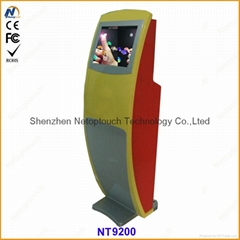 19'' Touch Screen Shopping Mall Kiosk