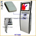 Stand alone Touch screen Hospital kiosk