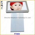 "42"" touch screen advertising kiosk LCD"