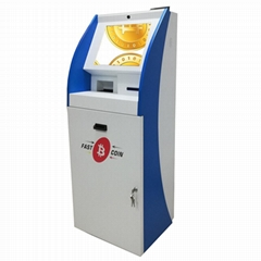 multifunction banknote acceptor touch payment kiosk terminal