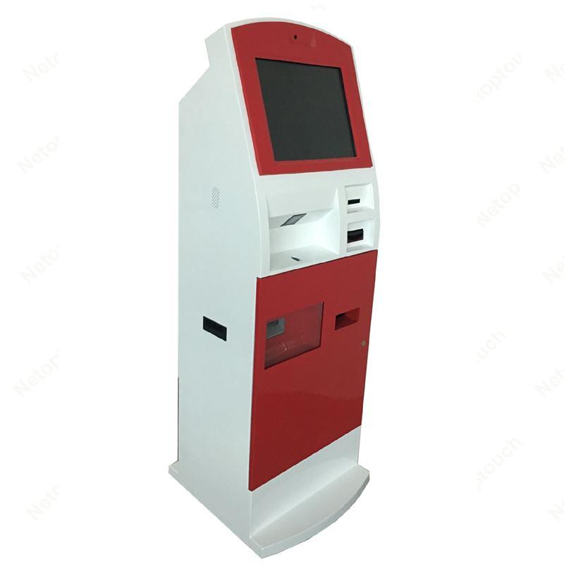Custom bill payment kiosk 1