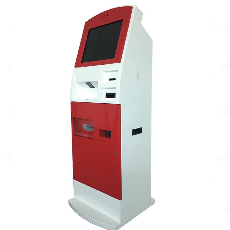 Custom bill payment kiosk 2
