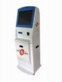Custom bill payment kiosk 3