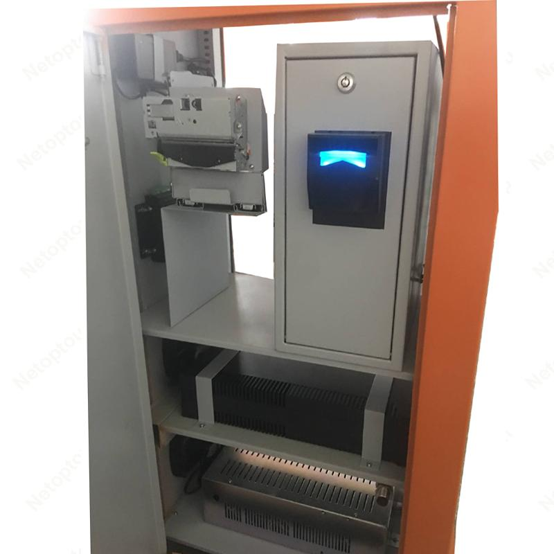 Latest design indoor payment kiosk for hotel 5
