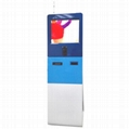 Hot sale touch screen self bill kiosk