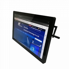 21.5'' capacitvie touch screen all in one PC