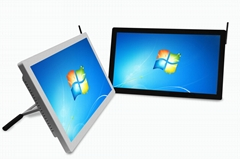 21.5 inch all in one tablet touch screen PC