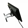 Touch monitor kiosk with PC for ad 4