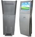 WIth printer photo printing kiosk case
