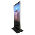 Touch screen digital signage advertising kiosk