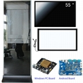 Touch screen digital signage advertising kiosk  6