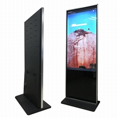 Touch kiosk run in Windows/Android