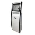 computer kiosk case/enclosure/frame