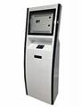 Netoptouch custom touch kiosk cabinet