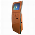 Self-pay ATM charging mall kiosk on sale