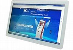 Netoptouch 22 inch ad kiosk design