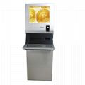 Auto ATM bank kiosk equipment enclosure