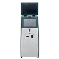 Customizable bank kiosk machine