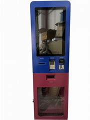 Manufacture of mobile top up kiosk