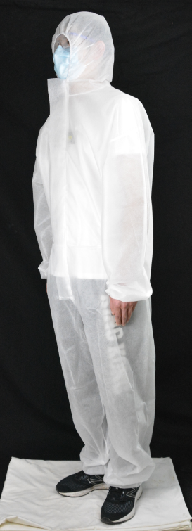 Medical protective gown, protective workwear, Shijiazhuang Haiyuan 2