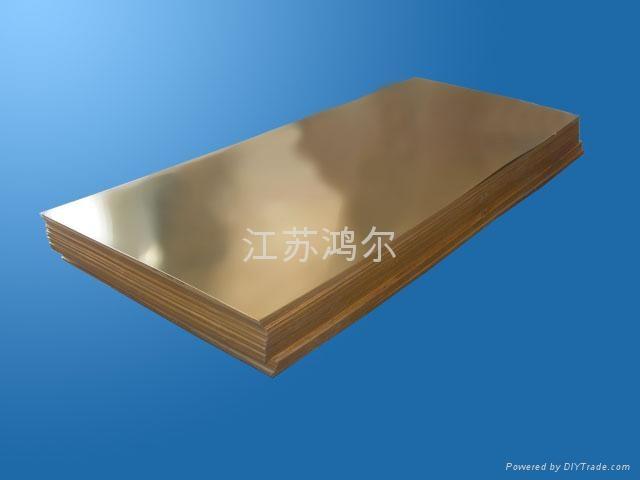 銅板 T2紫銅板 c1100高精紫銅板 無氧銅板 高導銅板 2