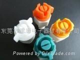 Plastic quick nozzle