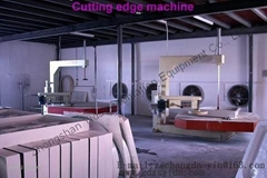 Bathtub Trimming Machine Cutting edge
