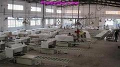 Bathtub-Production Line